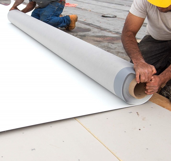 TOP roof installation